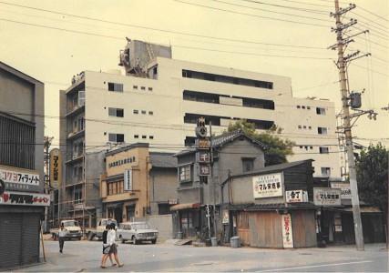 1970年屋上