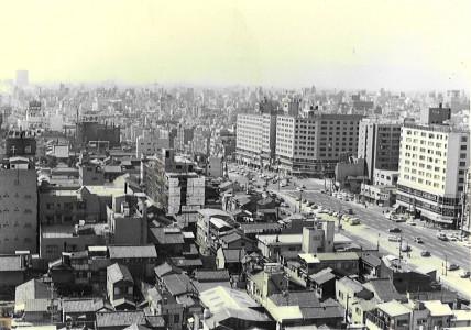 1970年谷9界隈